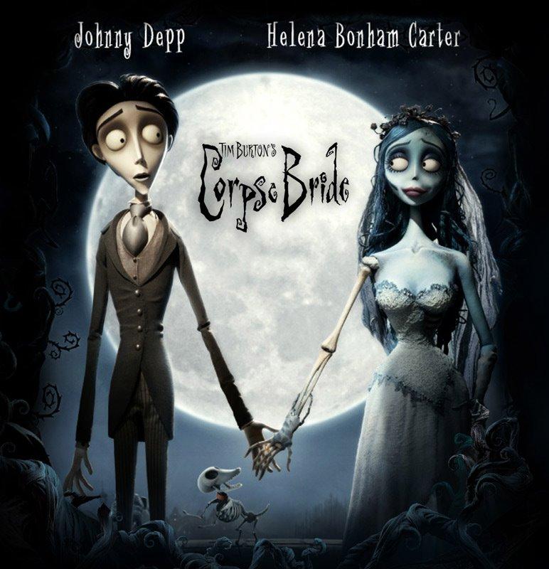corpse bride poster - Corpse Bride